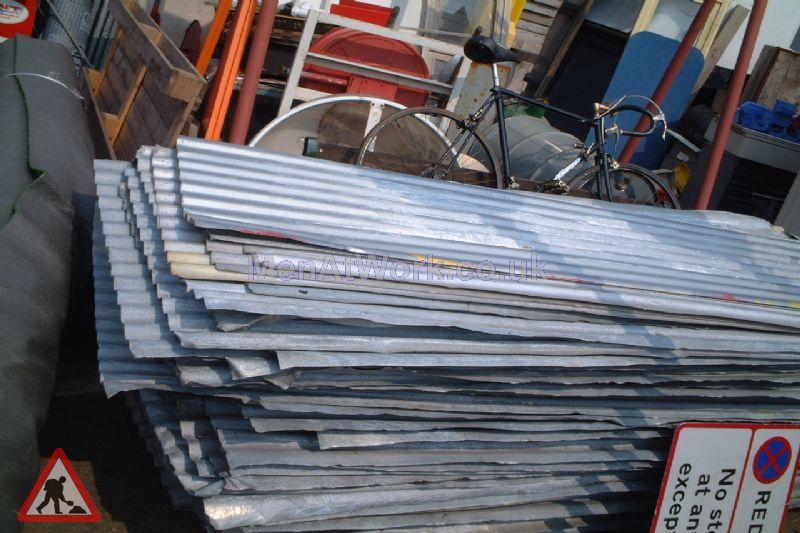Corrugated Sheets Various - CS 13