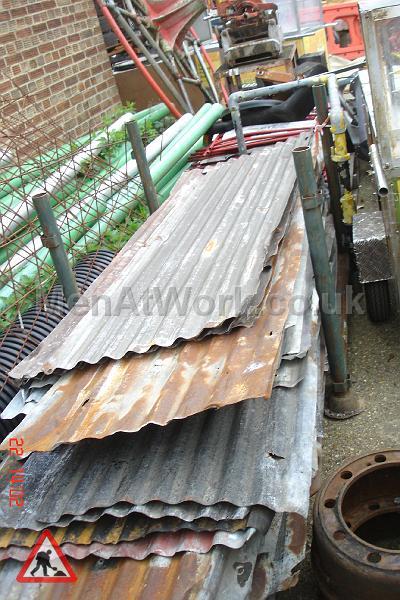 Corrugated Sheets Various - CS 5