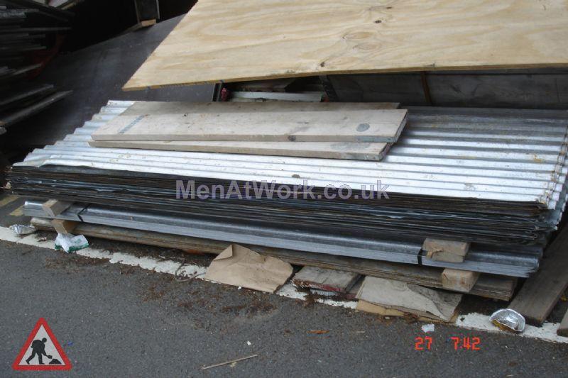Corrugated Sheets Various - CS 6