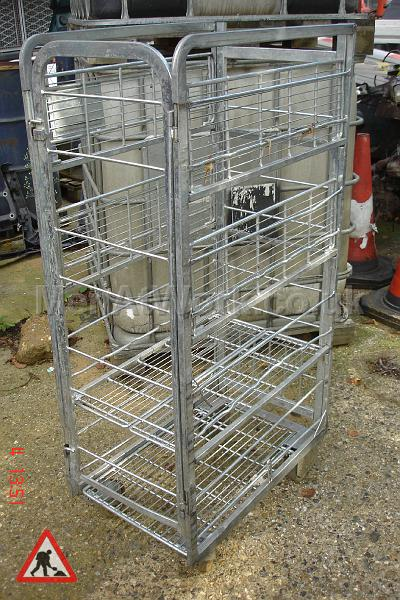 Diary Cages - Cage 4ft 3 high 2ft 1 deep 1ft 7 wide