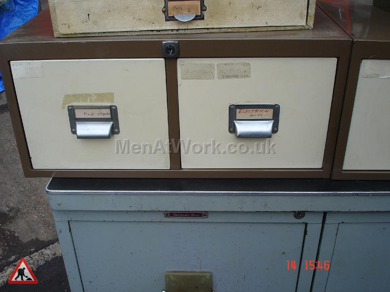 Card Index Holders - Card Index