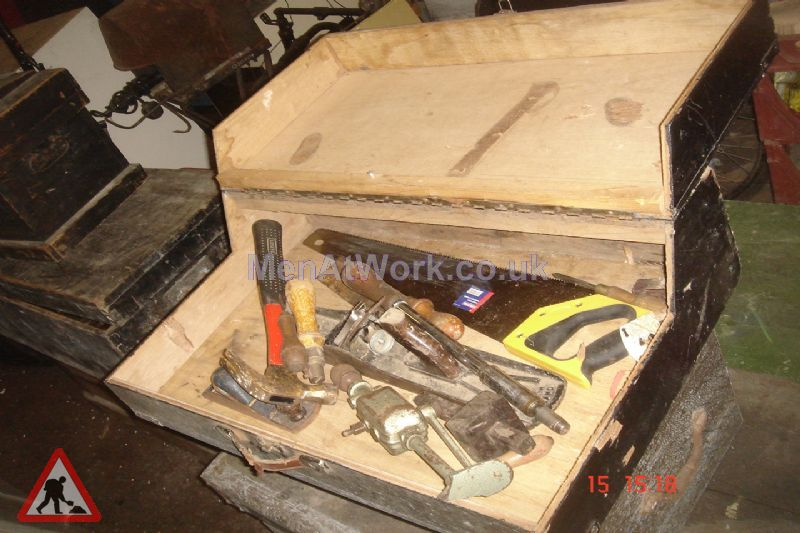 Carpenters Tool Box - Carpenters Tool Box