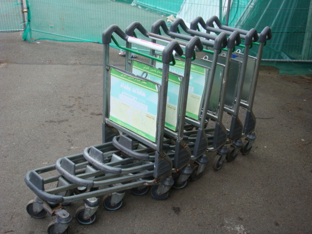 Luggage Trolley - Case Trolley