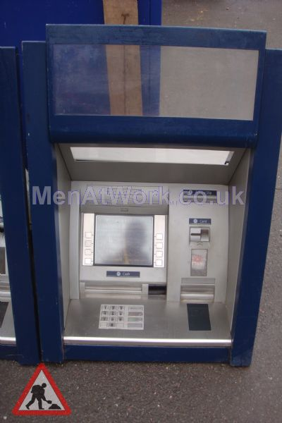 Cash Machine – Unbranded - Full view