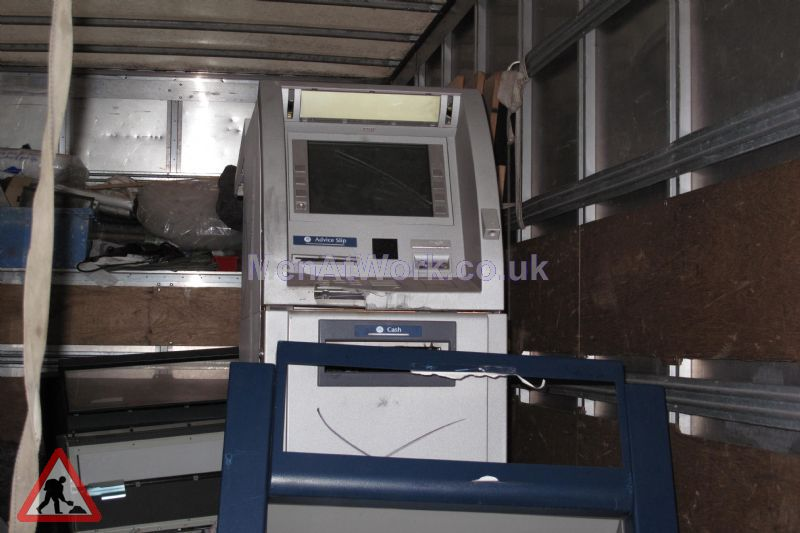 Cash Machine Free Standing - Cash machine free standing