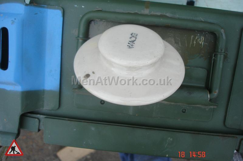 Ceramic Electric Insulator - Ceramic Insuater (2)