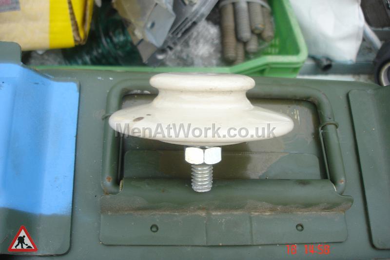 Ceramic Electric Insulator - Ceramic Insuater