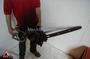 Modified Chainsaw - Chainsaw weapon (2)