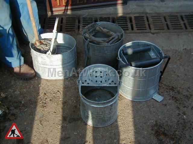 Cleaner Buckets - Cleaner Buckets