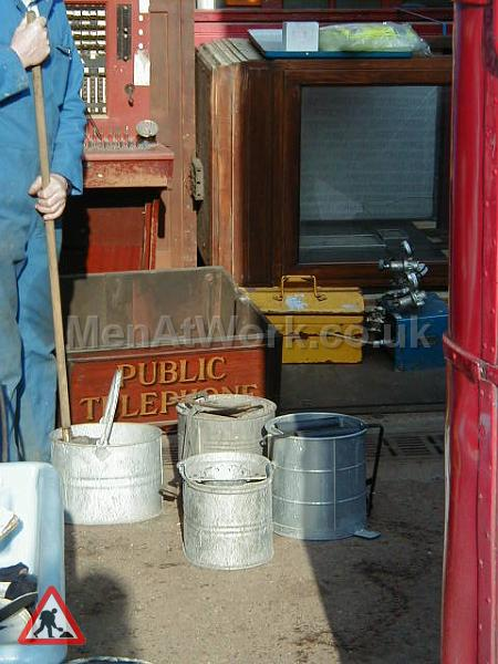 Cleaner Buckets - Cleaners Buckets