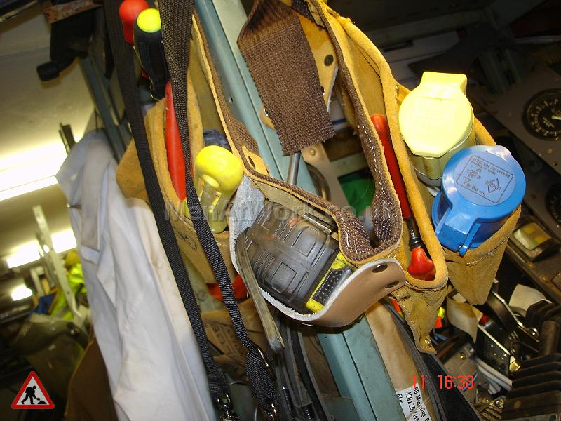 Builders Tool Belt - Closeup