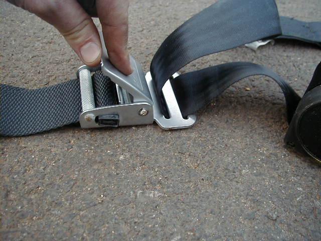 Seat Belt - Coach Seat Belt (2)
