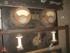 Boiler Room Control Board - Conrol Board 3