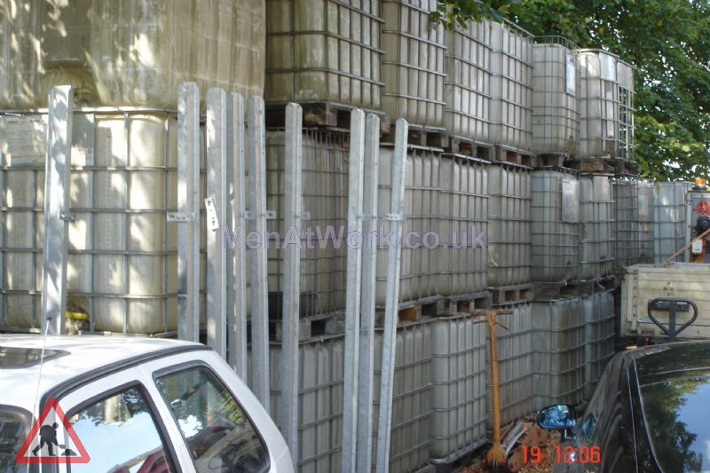 Assorted Liquid Containers - Containers Liquid