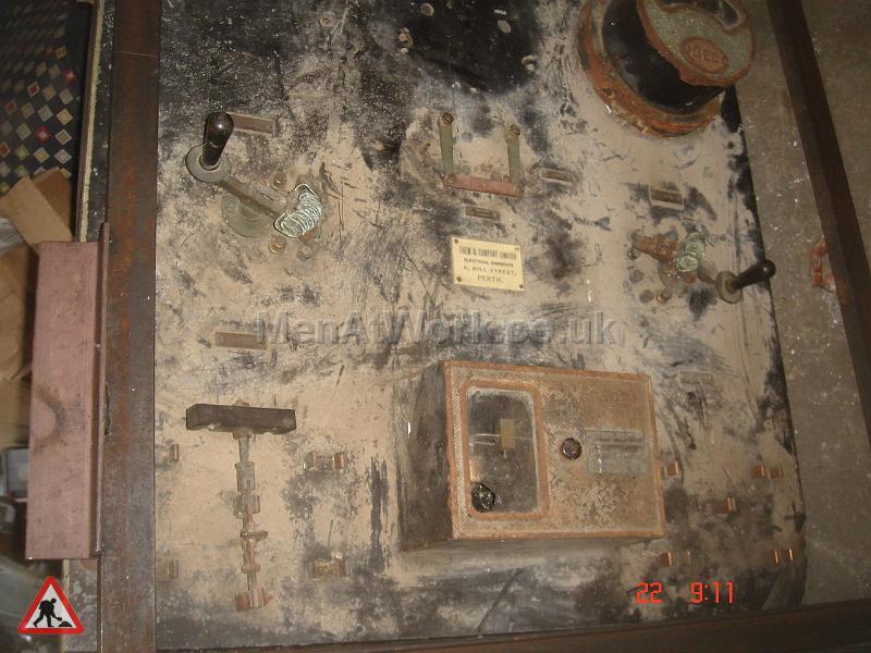 Boiler Room Control Board - Control Board 1