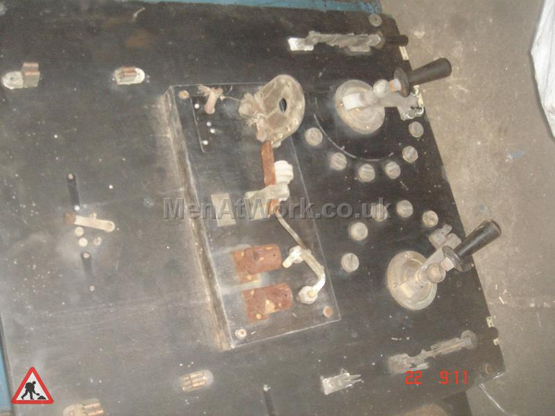 Boiler Room Control Board - Control Board 2