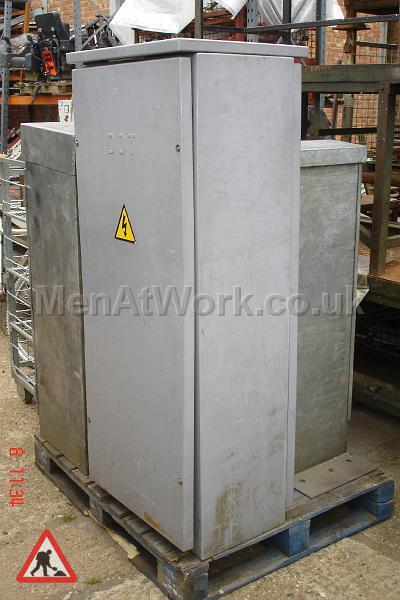 Motorway control boxes - Control Box (1)