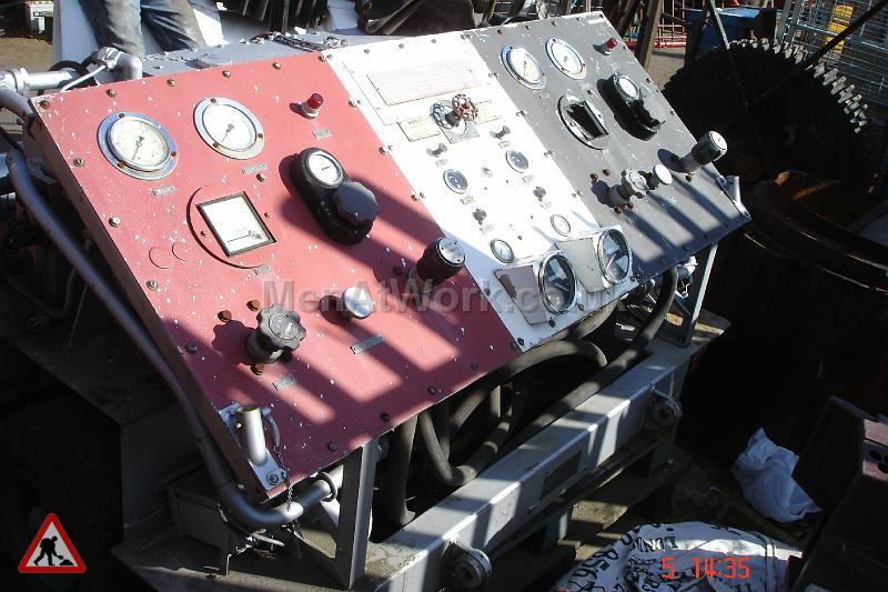 Coloured Control Unit - Control Unit