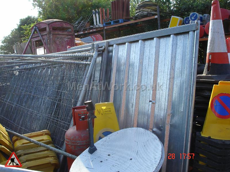 Corrugated Fence Panels - Corrugated Fence Pannels