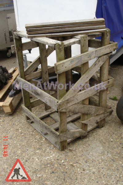 Open crate- Various sizes - Crate-open1
