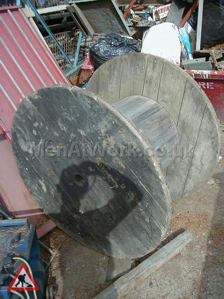 Cable Drum Large - DRUM 1b