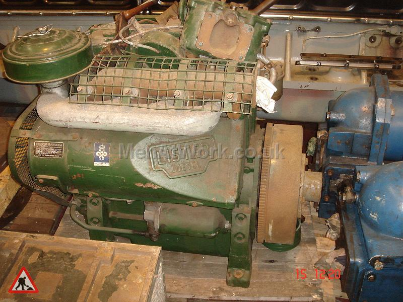Engine – Green - Diesel Engines (10)