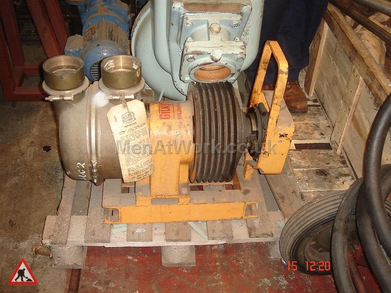 Engine with Winch - Diesel Engines (8)