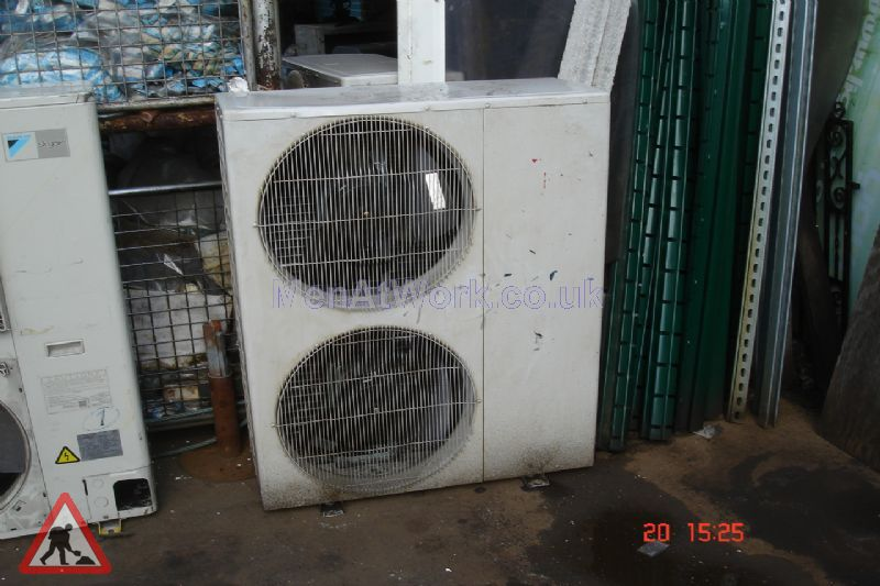 Air Conditioning Units - Double Unit