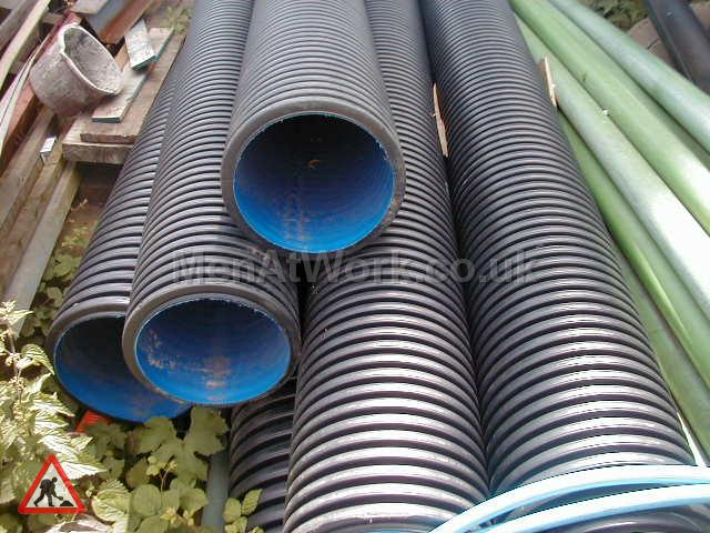 Drainage - Large pipes