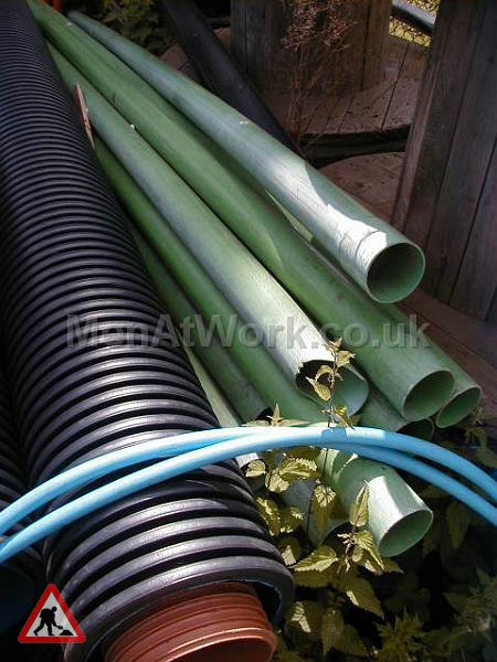 Drainage - Waste pipes