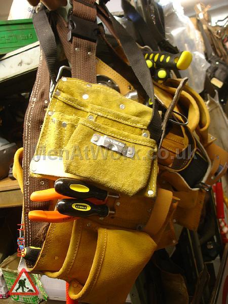 Builders Tool Belt - Dressed Tool Belts