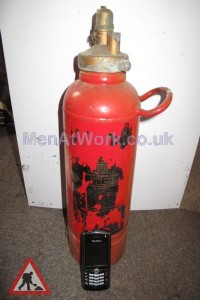 Period Extinguisher - Early Type Extinguisher