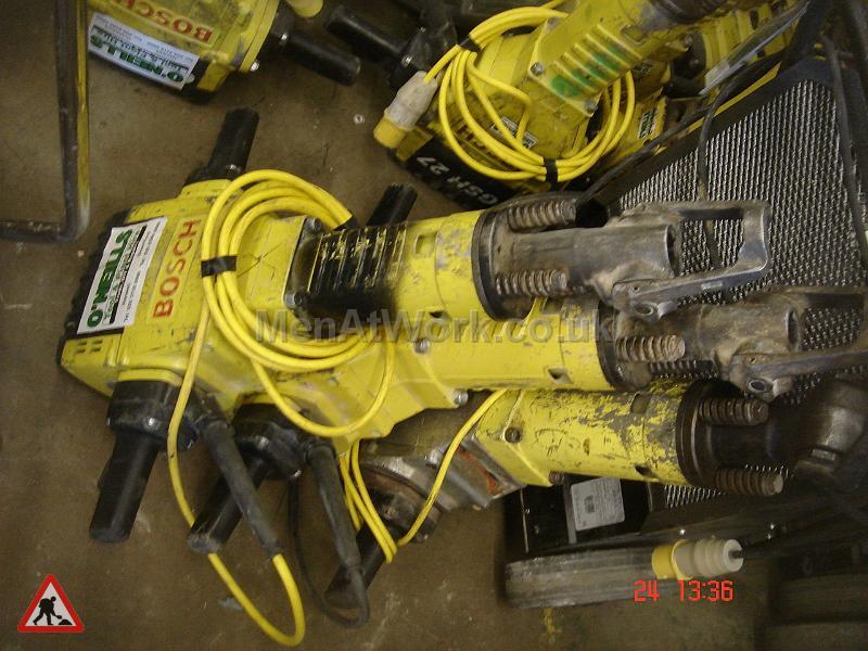 Electric Breaker - Electric Breaker