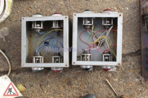Electric Control Unit With Lights - Electric control unit lights