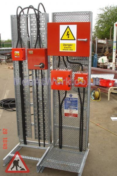 Electrical Control Unit – Free Standing - Electrical Control Unit (2)