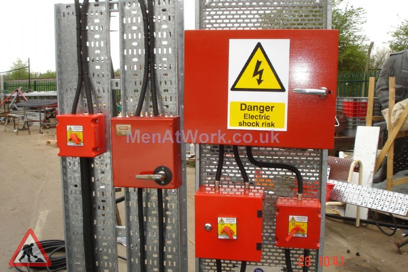 Electrical Control Unit – Free Standing - Electrical Control Unit (3)