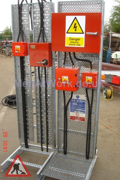 Electrical Control Unit – Free Standing - Electrical Control Unit (5)