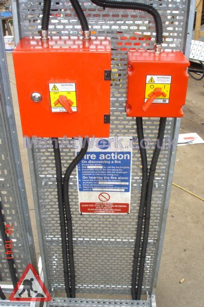 Electrical Control Unit – Free Standing - Electrical Control Unit (6)