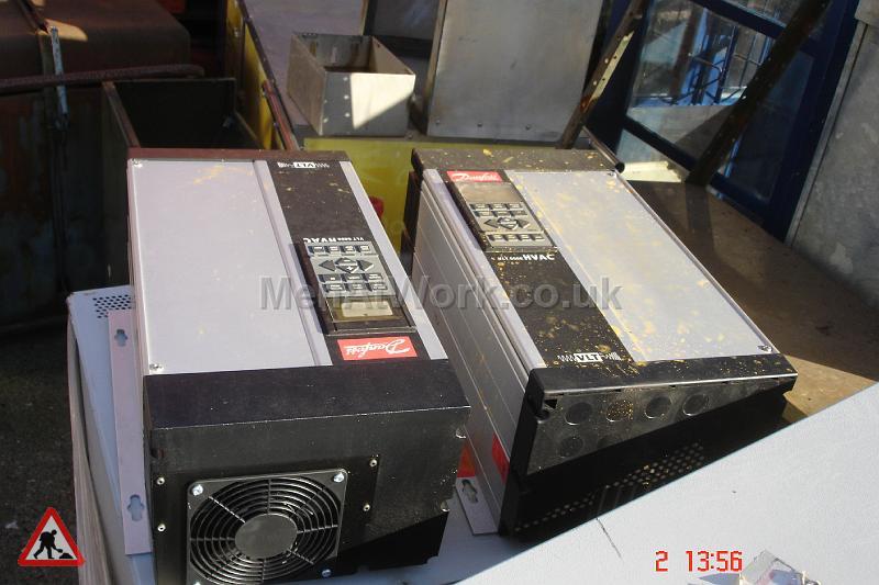 Electrical Control Unit Controls - Electrical Control Unit Controls
