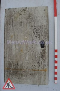 Electrical Control Unit Door - Electrical Control Unit Door