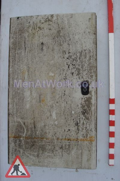 Electrical Control Unit Door - Electrical Control Unit Door