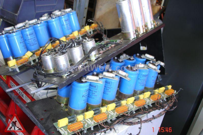 Electrical Control Unit Parts - Electrical Control Unit Parts
