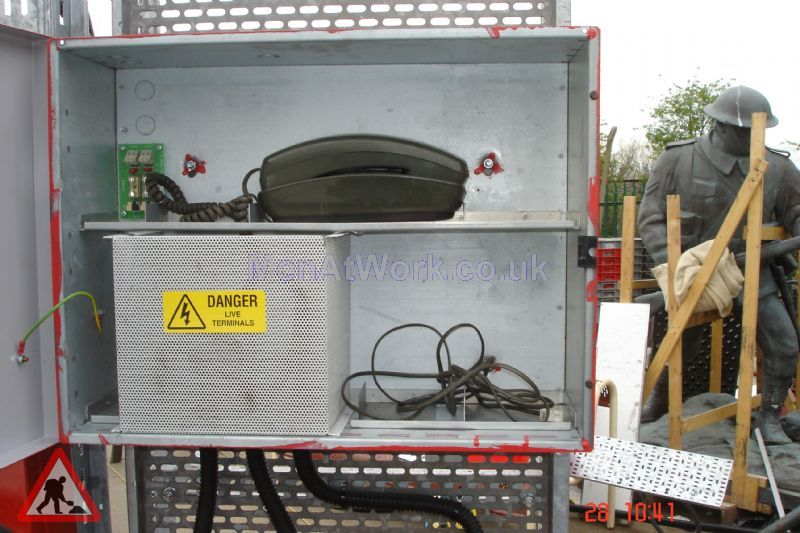 Electrical Control Unit – Free Standing - Electrical Control Unit
