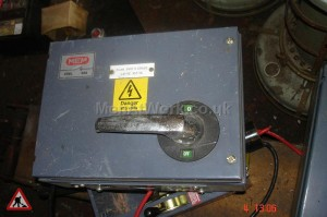Electrical Switch Boxes - Electrical Switch Boxes Grey