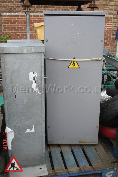 Underground- electrical boxes - Electrical boxes