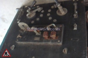 Electrical Control Board Black - Electrical control board black (2)