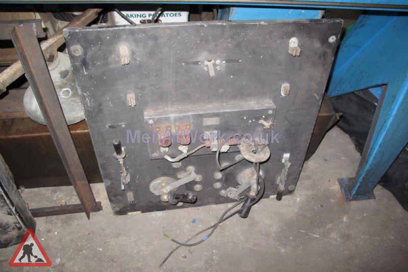 Electrical Control Board Black - Electrical control board black