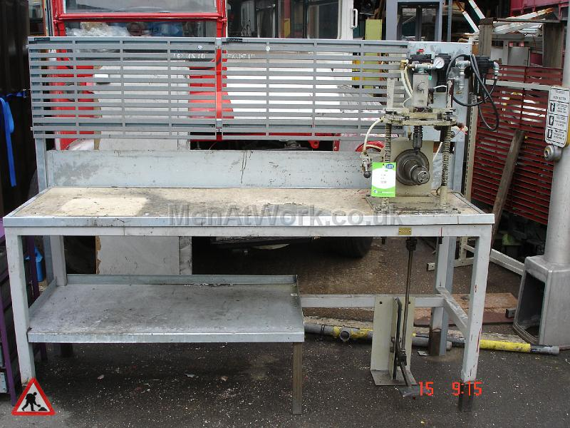 Work Bench - Engineer's Bench