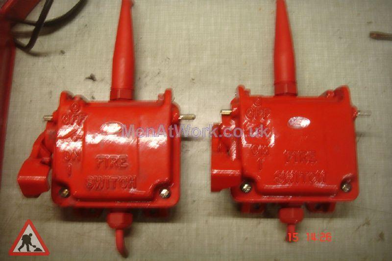 External Fireman's Switches - External Firemans Switches
