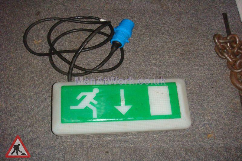 Fire Exit Light Box - FE 1
